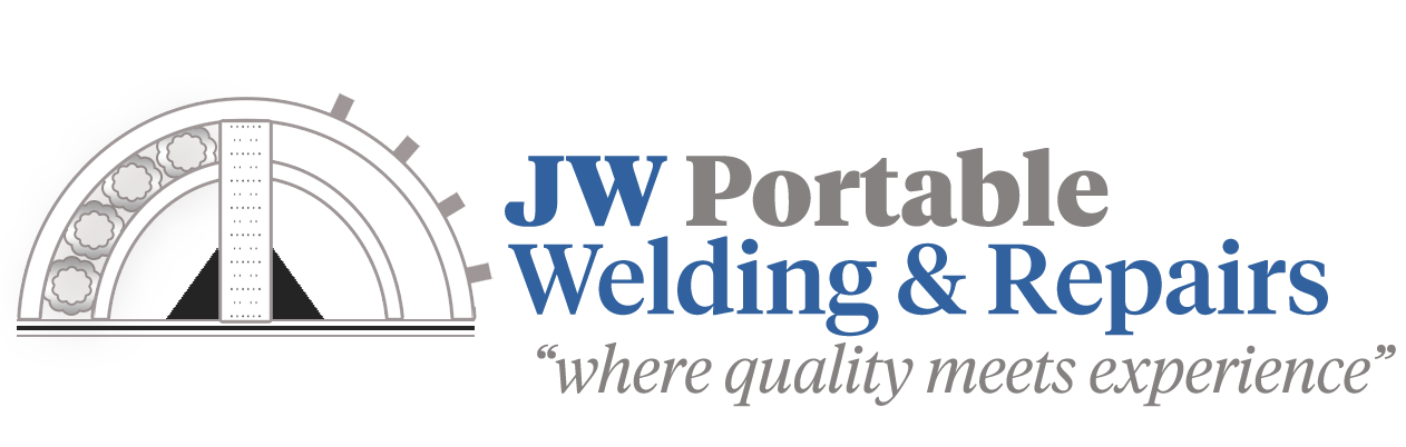 Logo For JW Portable Welding and Repair